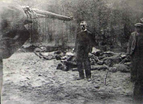 War crimes committed by the German Wehrmacht during the invasion of Poland in 1939