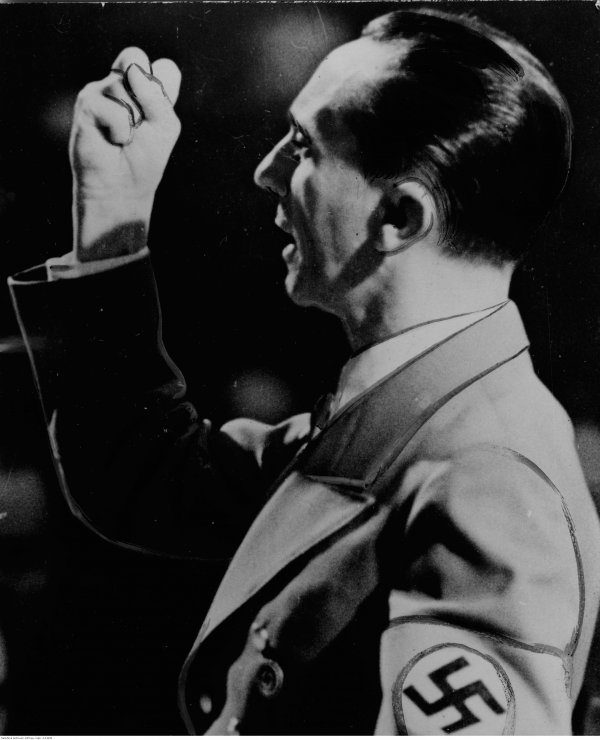 Joseph Goebbels – the propaganda master of the Third Reich