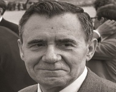 Andriej Gromyko, 1972 r. Fot. Wikimedia Commons
