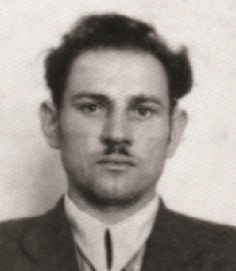 """Antoni Żubryd """"Zuch"""".  Fot. ze zbiorów Andrzeja Romaniaka"""