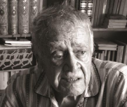 Jerzy Vaulin. Fot. ze zbiorów Szymona Nowaka