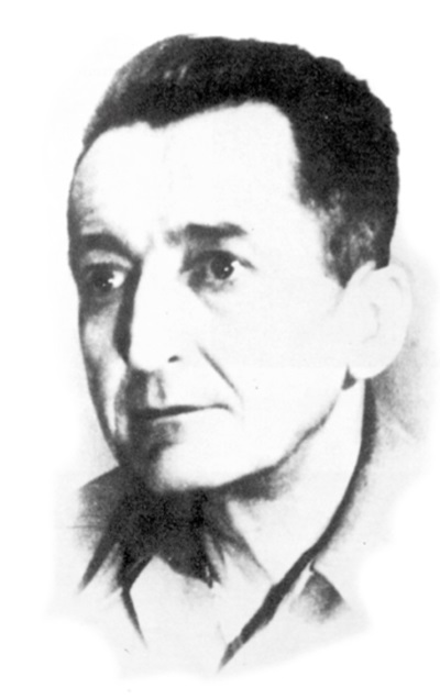 "August Emil Fieldorf ""Nil"", 1950 r. Fot. AIPN"