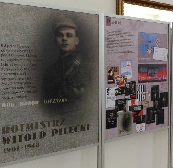 Witold Pilecki – Bohater 1939-1945