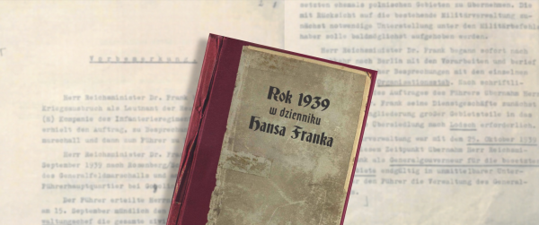 Hans Frank's journal of vanity