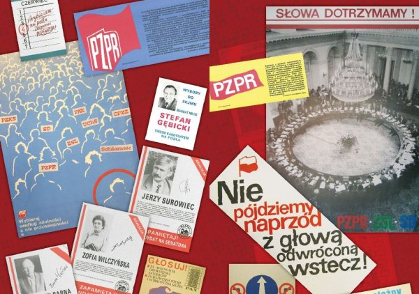 June elections – the swan song of the Polish communism