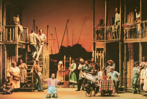 Opera <i>Porgy and Bess</i>, w New York Harlem Theatre. Fot. Wikimedia Commons (CC BY-SA 4.0)